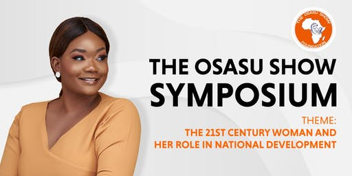 The Osasu Show Symposium