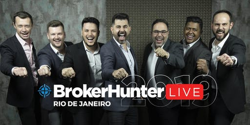 BrokerHunter Live 2019 - Evento foi transferido pa
