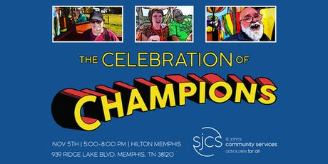 St. John's Community Services | Celebrating 20 Years in TN tickets
