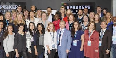 Speakers Institute September Graduates