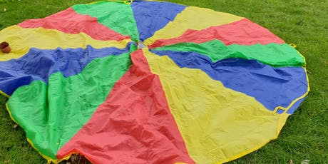 Parachute Games (Whitworth) #halftermfun tickets