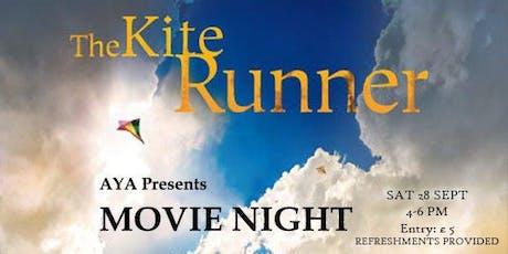 The Kite Runner - AYA Movie Night tickets