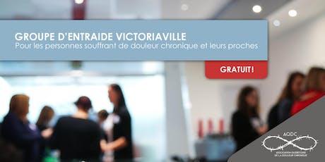 AQDC : Groupe d'entraide Victoriaville - 17 octobre 2019 billets