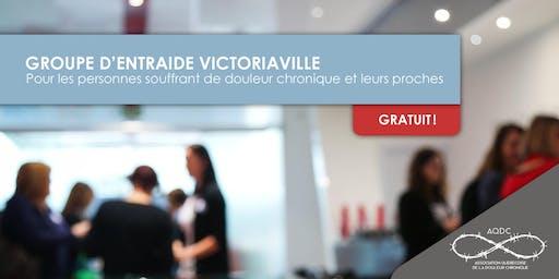 AQDC : Groupe d'entraide Victoriaville - 17 octobre 2019