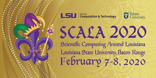 Scientific Computing Around Louisiana (SCALA) 2020