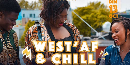 West'Af & Chill (Afrostyle Party)