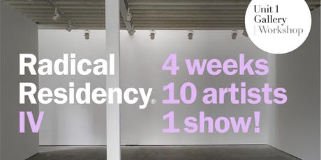 Radical Residency® IV tickets