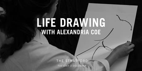 Life Drawing with Alexandria Coe tickets