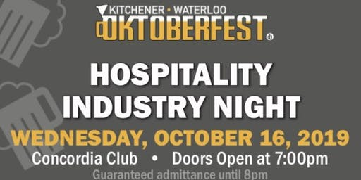 KWO Industry Night