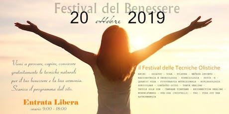 Festival Benessere Energia Maya  2019 biglietti