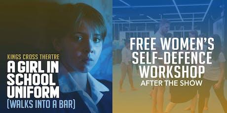 Women's Self-Defence Workshop + Theatre Show tickets