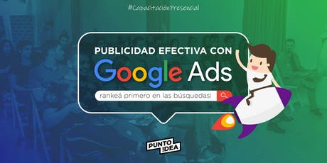 Publicidad efectiva con Google Ads entradas