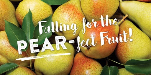 Falling for the PEARfect Fruit