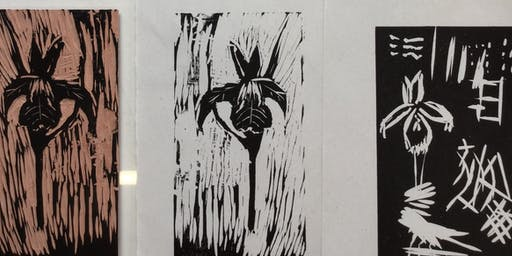 Colour Reduction Printmaking with Helen Murgatroyd
