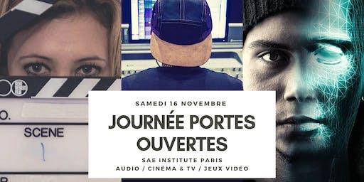 Journée Portes Ouvertes SAE Paris