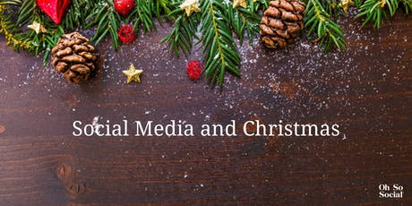 Social Media & Christmas - How to Sell for Christmas tickets