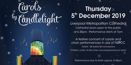 NSPCC Carols by Candlelight tickets