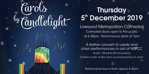 NSPCC Carols by Candlelight