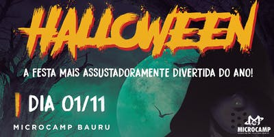 Halloween Party - Microcamp Bauru