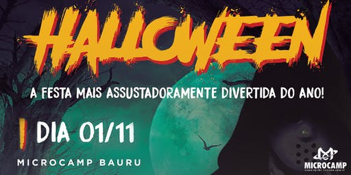 Halloween Party - Microcamp Bauru