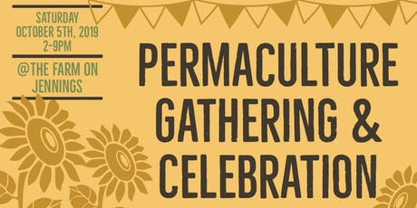 Permaculture Gathering & Celebration tickets
