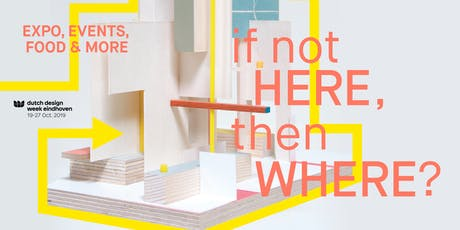 DDW19: If not HERE then WHERE? tickets