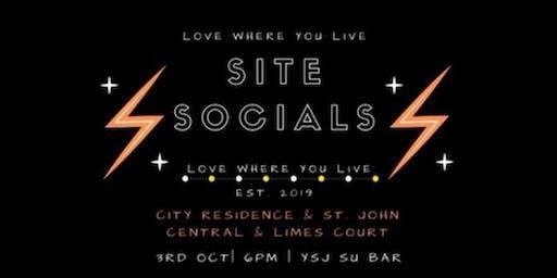 Site Social | City Residence & St John Central & Limes Court