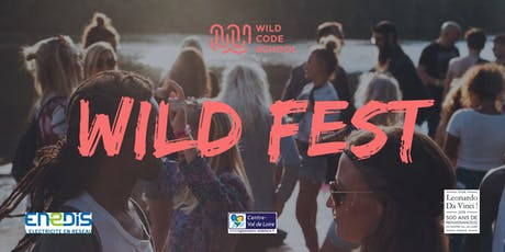 Wild Fest 2019 - Hackathon e-patrimoine & atelier de code ! billets