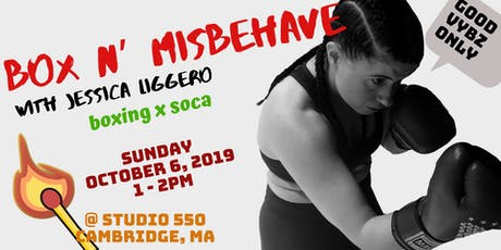Box n' Misbehave™ tickets