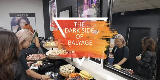 """Dark Side Of Balayage"""