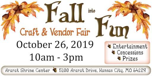 Craft & Vendor Fair