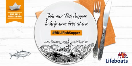 RNLI Fish Supper – Night at the Museum tickets