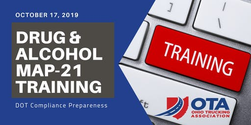 Drug & Alcohol Clearinghouse MAP-21 Training for DOT