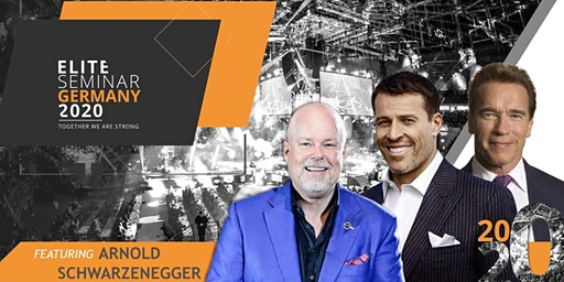Elite Seminar Germany feat. Tony Robbins, Arnold Schwarzenegger &Eric Worre