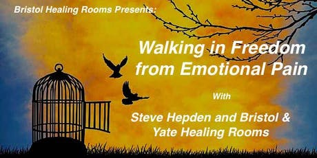 Walking in Freedom from Emotional Pain tickets
