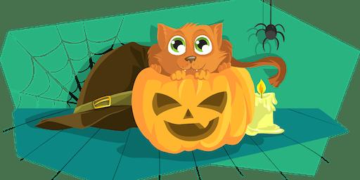 Spooky Stories (Haslingden) #halftermfun