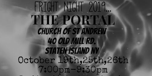 Fright Night 2019:  The Portal