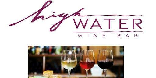 NJSBA  Attendee- Wine Tasting at Ocean Resort High Water Wine Bar