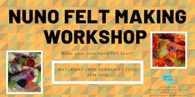 Nuno Felt Making Workshop