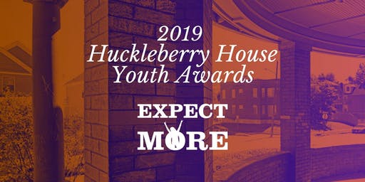 2019 Huckleberry House Youth Awards