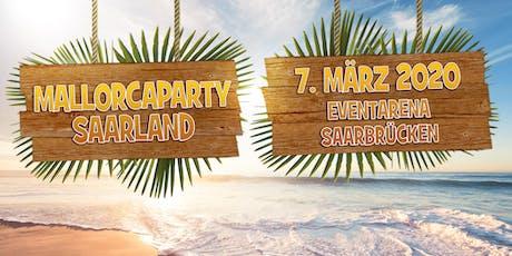 Mallorcaparty Saarland Goes Aprés Ski Tickets