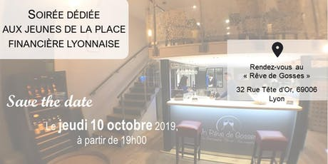 """Afterwork """"Youth Finance"""" - Octobre 2019 tickets"""