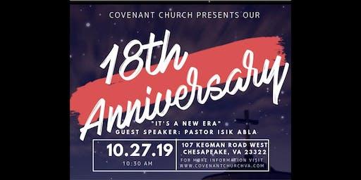 18th Anniversary Celebration