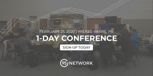 One-Day Event for Pastors in Wilkes-Barre, PA
