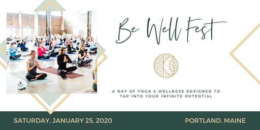 Be Well Fest 2020