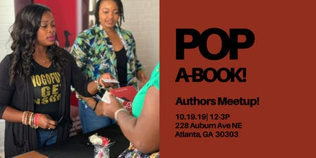 Meet The Authors POP-UP & Shop! tickets