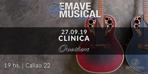Emave Musical Studio - Clínica Ovation