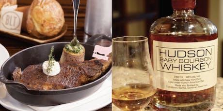 BLT Steak Signature Dinner with Hudson Whiskey tickets