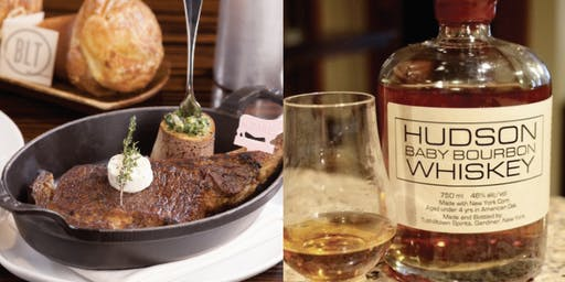 BLT Steak Signature Dinner with Hudson Whiskey