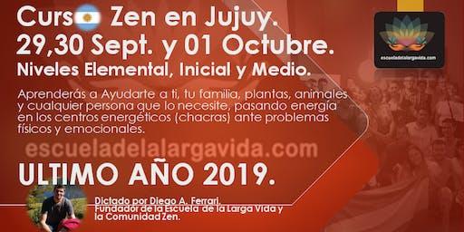 Curso Zen en Jujuy: 29,30 Sept. y 01 Octubre.